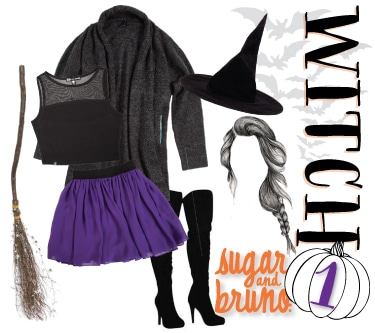 Halloween.Witch