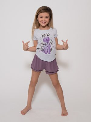 """T-Shirt """"Dance Woof Me"""" by Sugar and Bruno Apparel"""
