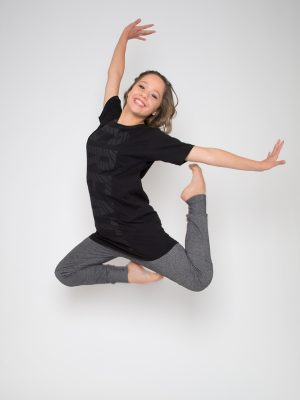 "Long T-Shirt ""Create"" by Stacey Tookey for Sugar and Bruno Apparel"