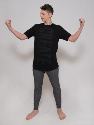 """Create"" Long Tee by Stacey Tookey for Sugar and Bruno Apparel"