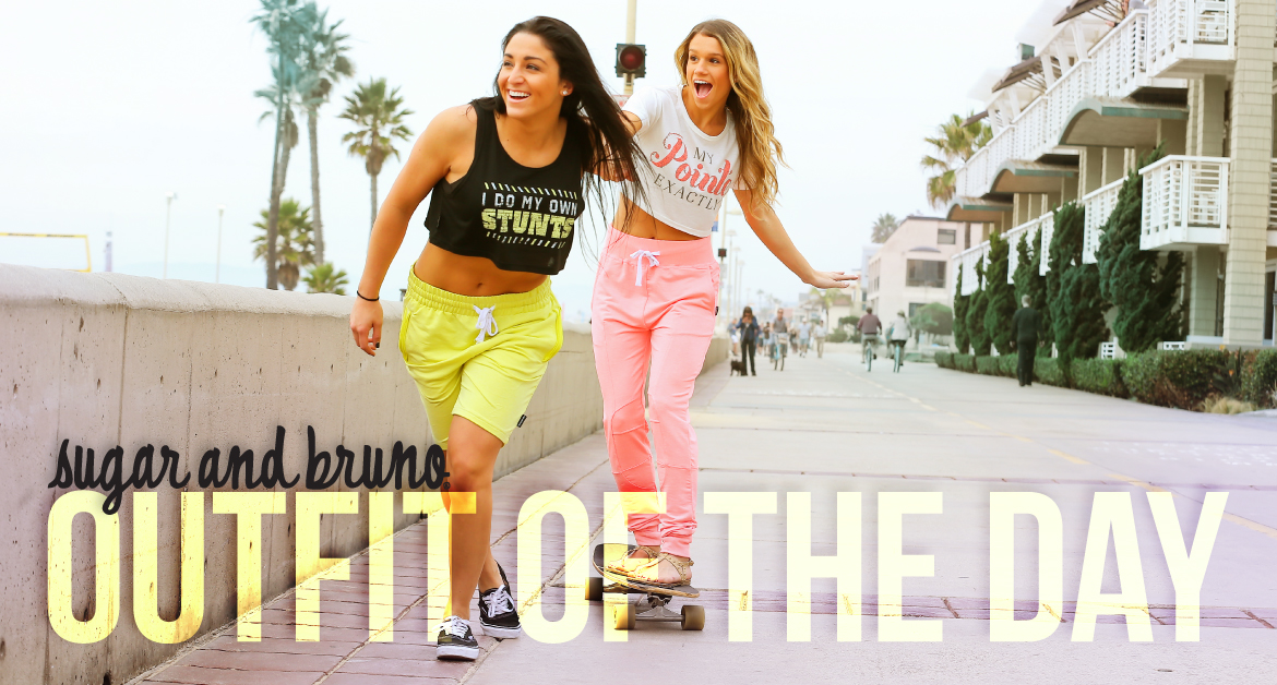 Sugar & Bruno – Outfit of the Day
