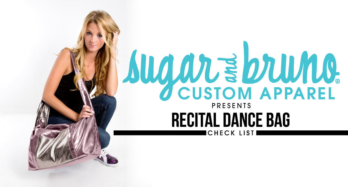 All About Recitals – Sugar and Bruno Custom