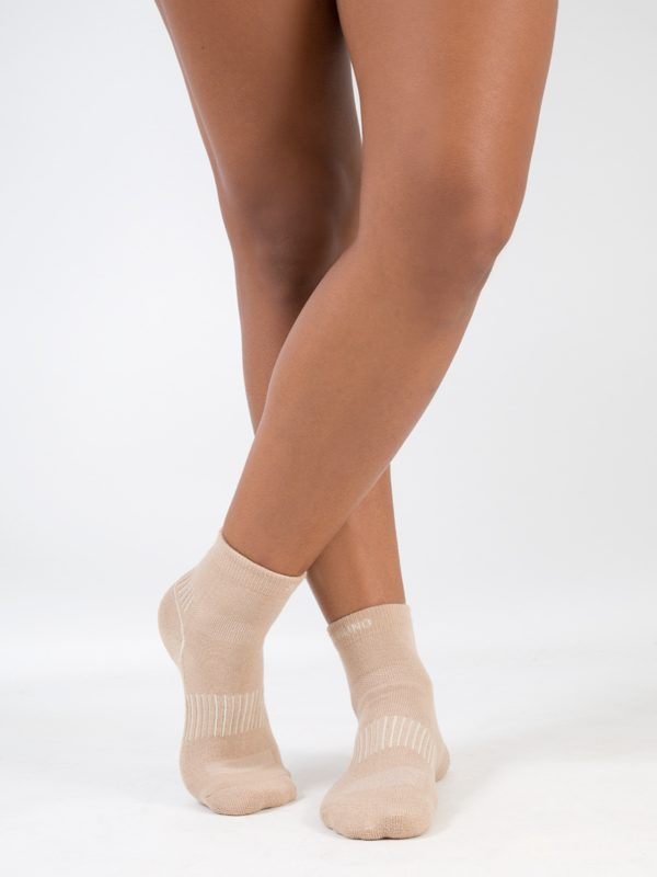 Nude Performance Socks: Nude Performance Socks by Sugar and Bruno in Indianapolis, IN