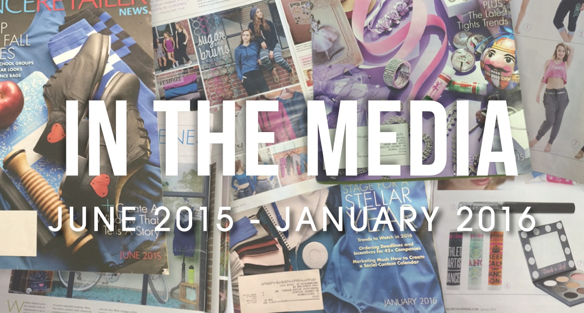 In The Media Review (June 2015 – January 2016)