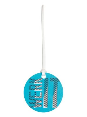 """Werk It"" Luggage Tag by Sugar and Bruno Apparel"