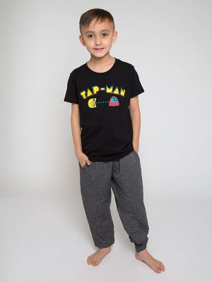 "Boyfriend Tee ""Tap-Man"" by Valerie Rockey for Sugar and Bruno Apparel"