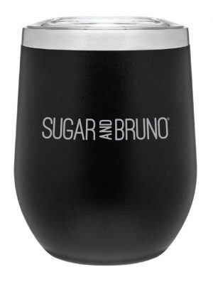 Dance Teacher Tumbler in Black by Sugar and Bruno Apparel