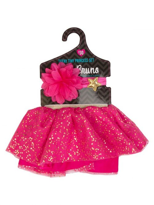 "Pink Baby Tutu: ""TT Princess Set"" by Sugar and Bruno Apparel in Indianapolis, IN"