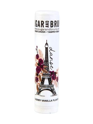 "Cherry Lip Balm: ""Paris"" by Sugar and Bruno Apparel in Indianapolis, IN"