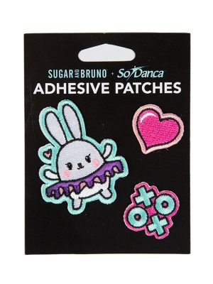 "Bunny Patches: ""Bunny Patch Set"" by Sugar and Bruno and SoDanca"
