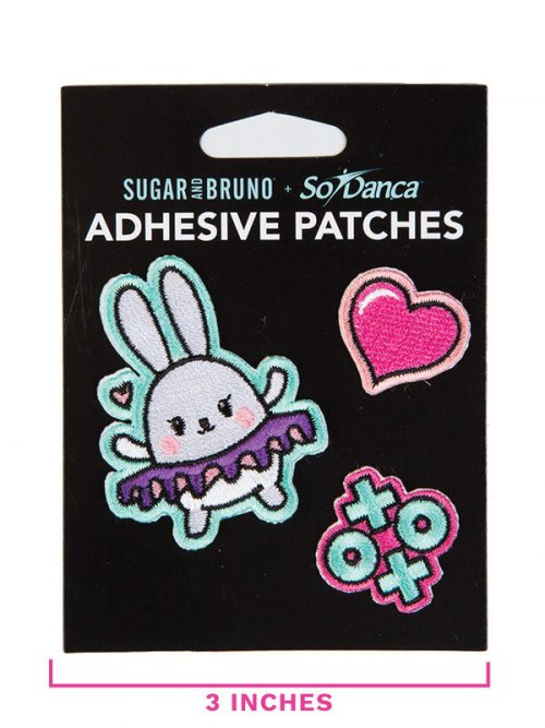 """Bunny Patches: """"Bunny Patch Set"""" by Sugar and Bruno and SoDanca"""