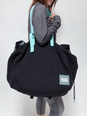 Dance Bag: Pull It Together Tote by Sugar and Bruno Apparel and So Danca