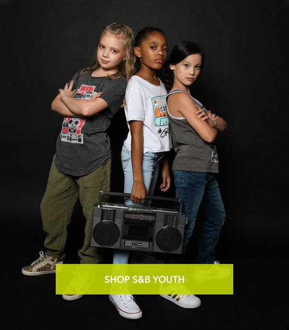 Shop S&B Youth