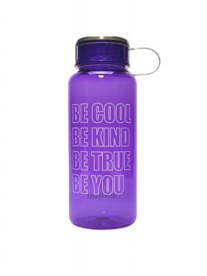 Be Cool Bottle - Purple